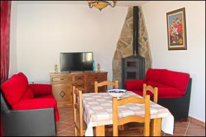 Chalet Vigia, Prázdninové domy  Conil de la Frontera - big - 4