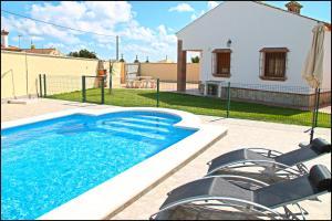 Chalet Vigia, Prázdninové domy  Conil de la Frontera - big - 23