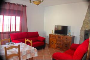 Chalet Vigia, Prázdninové domy  Conil de la Frontera - big - 5
