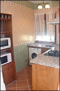Chalet Vigia, Prázdninové domy  Conil de la Frontera - big - 6