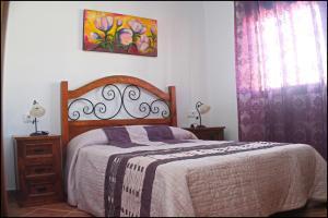 Chalet Vigia, Prázdninové domy  Conil de la Frontera - big - 7
