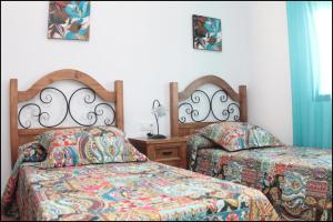 Chalet Vigia, Prázdninové domy  Conil de la Frontera - big - 14