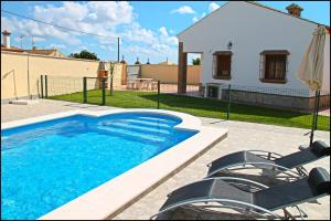 Chalet Vigia, Prázdninové domy  Conil de la Frontera - big - 20
