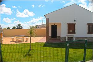 Chalet Vigia, Prázdninové domy  Conil de la Frontera - big - 10