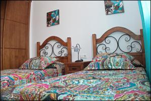 Chalet Vigia, Prázdninové domy  Conil de la Frontera - big - 12