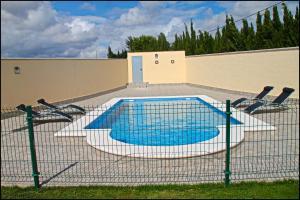 Chalet Vigia, Prázdninové domy  Conil de la Frontera - big - 17