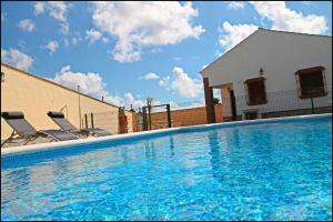 Chalet Vigia, Prázdninové domy  Conil de la Frontera - big - 21