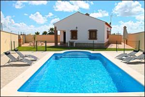 Chalet Vigia, Prázdninové domy  Conil de la Frontera - big - 22