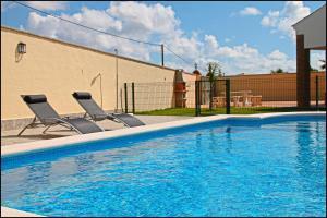 Chalet Vigia, Prázdninové domy  Conil de la Frontera - big - 16
