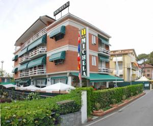 Hotel Michela, Hotely  Marina di Massa - big - 26