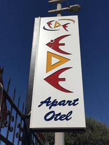 Ede Apart Otel, Aparthotels  Geyikli - big - 177