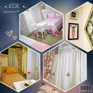 Ede Apart Otel, Aparthotels  Geyikli - big - 89