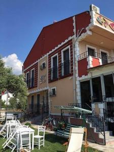 Ede Apart Otel, Aparthotels  Geyikli - big - 169