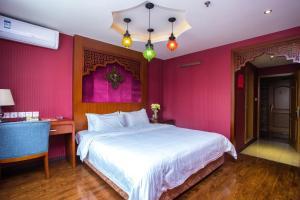 D6HOTEL-Wuhouci, Hotely  Čcheng-tu - big - 3