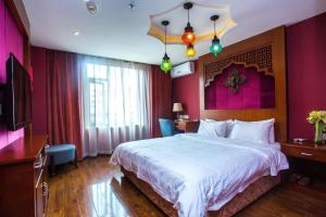D6HOTEL-Wuhouci, Hotels  Chengdu - big - 11