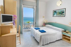 Strand Hotel, Hotels  Gabicce Mare - big - 127