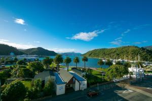 Luxury Seaview Waterfront Apartments, Apartmány  Picton - big - 13