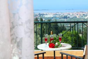 Orizzonte Apartments Lefkada, Апартаменты  Лефкада - big - 69