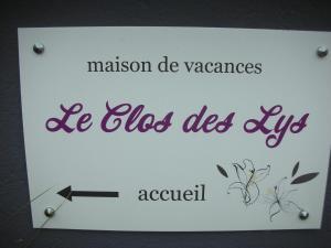 Le Clos Des Lys