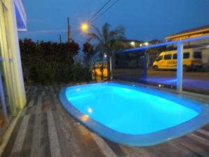 Residencial Pousada Do Mar Azul, Affittacamere  Florianópolis - big - 19