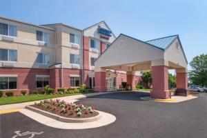 Fairfield Inn Dulles Airport Chantilly, Szállodák  Chantilly - big - 1