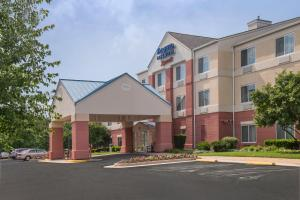 Fairfield Inn Dulles Airport Chantilly, Szállodák  Chantilly - big - 20
