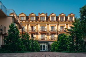Marinus Hotel, Szállodák  Kabargyinka - big - 64