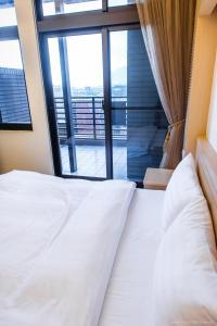 CK Serviced Residence, Апартаменты  Тайбэй - big - 39