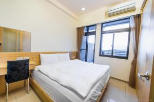 CK Serviced Residence, Апартаменты  Тайбэй - big - 37
