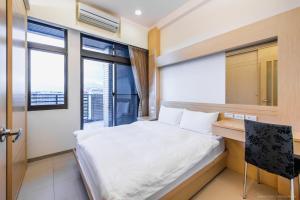 CK Serviced Residence, Апартаменты  Тайбэй - big - 28