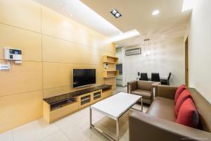 CK Serviced Residence, Апартаменты  Тайбэй - big - 36
