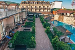 Marinus Hotel, Szállodák  Kabargyinka - big - 78