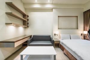 CK Serviced Residence, Апартаменты  Тайбэй - big - 32