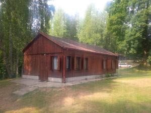 Lesní chaty