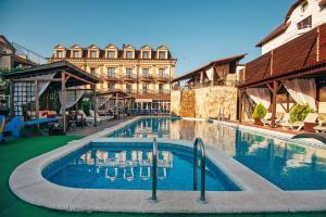 Marinus Hotel, Hotels  Kabardinka - big - 81