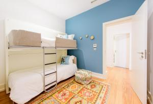 Deluxe Two-Bedroom Apartment
