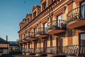 Marinus Hotel, Hotels  Kabardinka - big - 58