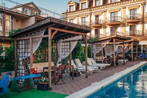 Marinus Hotel, Hotels  Kabardinka - big - 37