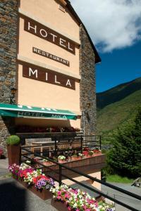 Hotel Mila, Hotel  Encamp - big - 50