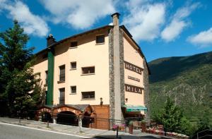 Hotel Mila, Hotel  Encamp - big - 52