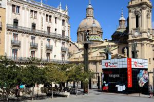 Hotel Pilar Plaza, Hotely  Zaragoza - big - 26