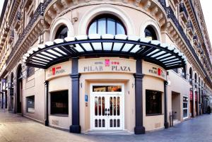 Hotel Pilar Plaza, Hotely  Zaragoza - big - 1