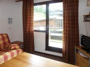 Rental Apartment Balcon Orres, Apartmanok  Les Orres - big - 9