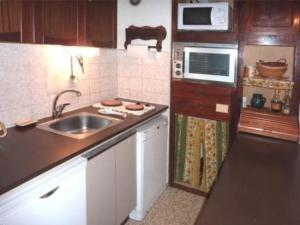 Rental Apartment Les Carlines, Apartments  Les Orres - big - 11