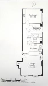 CBD Little Paris - StayCentral, Apartmány  Melbourne - big - 8