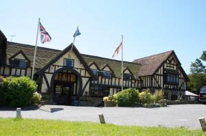 The Horseshoe Inn – RelaxInnz, Fogadók  Herstmonceux - big - 23