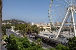 INMálaga Puerto, Apartmanok  Málaga - big - 11