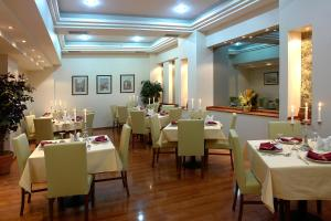 Beyaz Kugu Hotel, Отели  Стамбул - big - 46
