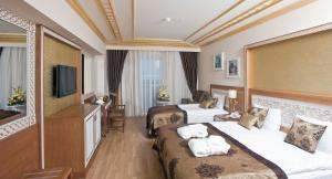 Crystal Palace Luxury Resort & Spa - Ultra All Inclusive, Курортные отели  Сиде - big - 7