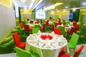Al Khoory Executive Hotel, Al Wasl, Hotels  Dubai - big - 28